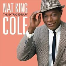 NAT KING COLE - THE EXTRAORDINARY (DELUXE EDITION) 2 CD NEU