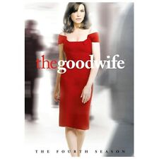 The Good Wife ~ Complete Fourth Season 4 Four ~ BRAND NEW 5-DISC DVD SET