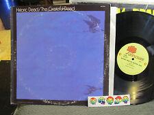 THE GRATEFUL DEAD Historic psych/garage SUNFLOWER LP '71 w/ 5 dead head stickers