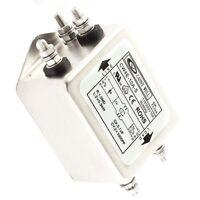 CW4E-10A-S 10A Noise Suppressor Power EMI Filter  AC 115/250V