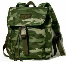 Victoria's Secret PINK MINI Camo Camouflage BackpackSchool Travel Bag Grea Gift