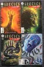 Species:Human Race #1-4 (Dark Horse 1996) Near Mint