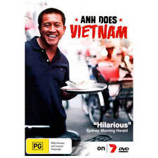 Anh Does Vietnam (DVD, 2012) Brand New  Region 4