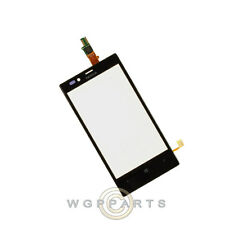 Digitizer for Nokia 720 Lumia Black Front Glass Touch Screen Window Panel Part