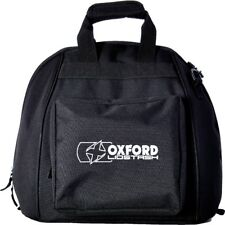 Oxford Motorcycle Motorbike Lidstash Deluxe Helmet Carrier Bag Black OL260