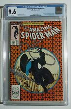 Amazing Spider-Man #300 CGC 9.6 White Pages - 1st Venom Appearance