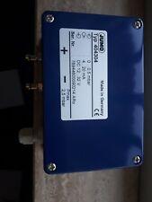 Trasmettitore pressione differenziale Jumo Typ 404304 0..0,5 mbar 4...20 mA 2fil