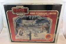 Vintage Star Wars REBEL COMMAND CENTER AFA 75 Sears Exclusive RARE JUST GRADED