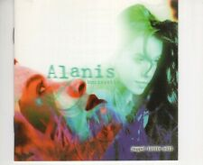 CD ALANIS MORISSETTE	jagged little pill	EX+ 1995   (B3956)