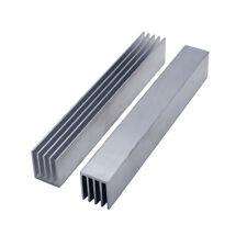 1501924mm Anodized Aluminium Heat Sink Power Transistor Cooling Coole Heatsink
