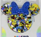 Sorcerer Mickey Minnie Phone Grip - Swap Tops to Change Design Fantasia TOP ONLY