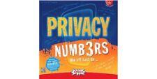 Privacy Numbers Spiel von Amigo Neu OVP