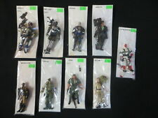 G.I. JOE LOT OF 9 ACTION FIGURE HASBRO COBRA LOT #13