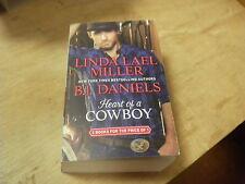 Heart of a Cowboy by Linda Lael Miller & B J Daniels  2017  r