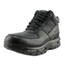Calzado de niño Botas, botines negros de piel