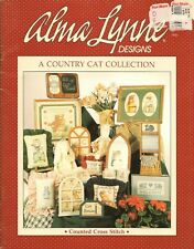 """Alma Lynne Designs  """"A Country Cat Collection"""""""