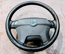 VOLVO XC90 STEERING WHEEL WITH AIRBAG 2003 - 2006