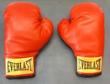 Everlast Yellow Tag Triditional 12oz Boxing Gloves.
