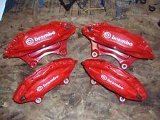 2004-2007 CADILLAC CTS-V POWDERCOATED brake calipers set OEM EXCHANGE