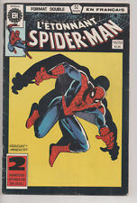SPIDER-MAN #155/156 french comic français EDITIONS HERITAGE