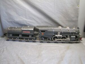 Lionel Standard Gauge Lionel Lines 400E Gun Metal Does Not Run