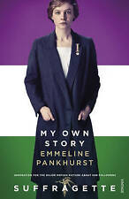 My Own Story, By Emmeline Pankhurst, Non Fiction Paperback Book