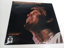 Glen Campbell Live in New Jersey Excellent Vinyl LP Record ST 21444