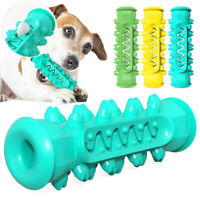 Interactive Tough Dog Toys for Aggressive Chewers Small Large Dogs Rubber Molar