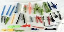 1980's Vintage G.I. Joe Action Figure Large lot of Missile Accessories Cobra