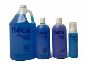Nairobi Wet Styling Agents - Lotion (Choose yours)