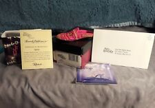 Just the Right Shoe Item #25335 Apres by Raine, In Box, With Coa,