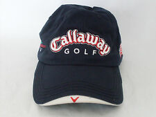 Authentic Callaway Golf American Flag Embroidered Galaxy Adjustable Hat