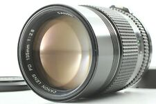 �Exc+】 Canon New Fd 135mm F2.8 Mf Telephoto Lens From Japan #039
