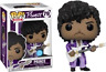 Exclusive PRINCE Purple Rain Glitter Funko Pop Vinyl New in Mint Box + P/P