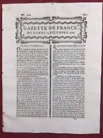 Révolte des Esclaves au Suirname 1772 Recouvrance Brest Amiens Marseille