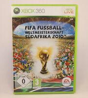 FIFA Fußball-Weltmeisterschaft Südafrika 2010 (Microsoft Xbox 360 Spiel , 2010)