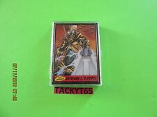 2012 TOPPS MARS ATTACKS HERITAGE 15 CARD GUIDE TO THE UNIVERSE SET