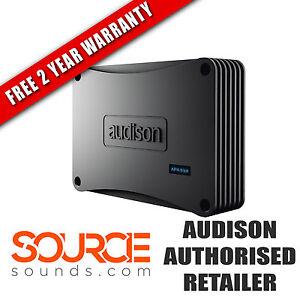 Audison Prima AP4.9 Bit 4 Channel Amp w/ Processor - FREE 2 YEAR WARRANTY