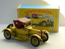 LESNEY MATCHBOX 1968 MODELS OF YESTERYEAR BOXED 1913 CADILLAC Y6-3 IN E1 BOX