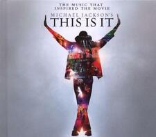 MICHAEL JACKSON - This Is It (2009) USA 2-CD Book Set 20 Tracks Rare Demos Poem