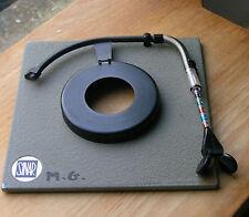 Original Sinar Norma Top Hat 10mm Lente Board Panel Para Copal Compur 0