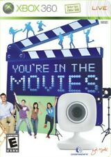 You're in Movies (With Camera) XBOX 360 Simulation (Video Game)