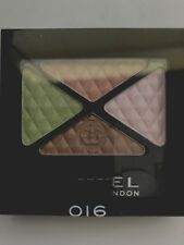 **016  Rimmel London Glam Eyes Quad Eye Shadow 016 Urban Flower