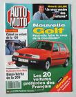 MAGAZINE - AUTO MOTO N° 108 - OCTOBRE 1991 *