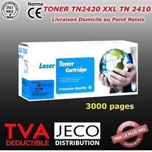 Toner Laser TN2420/2410 compatible Brother dcp-l2530dw hl-l2310d hl-l2350dw XXL
