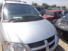 Hood Dodge Caravan Grand Voyager Town & Country 01 02 03
