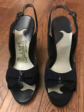 New listing Vintage 40's 50's Antonelli High Heeled Shoes Ds - 6