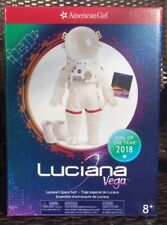 American Girl Luciana Space Suit NIB Astronaut Suit NASA Limited Edition