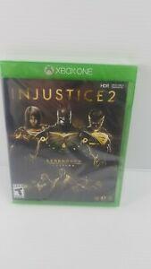 Injustice 2 Legendary Edition (Xbox One, 2018)