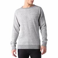 DIESEL S ERASTOS Mens Sweatshirt Crew Neck Long Sleeve Casual Pullover Jumper